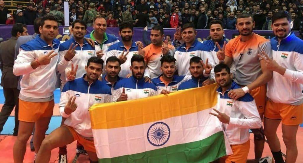 India kabaddi national team