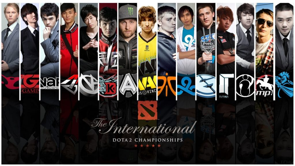 Dota 2 betting - One of the most popular Esports