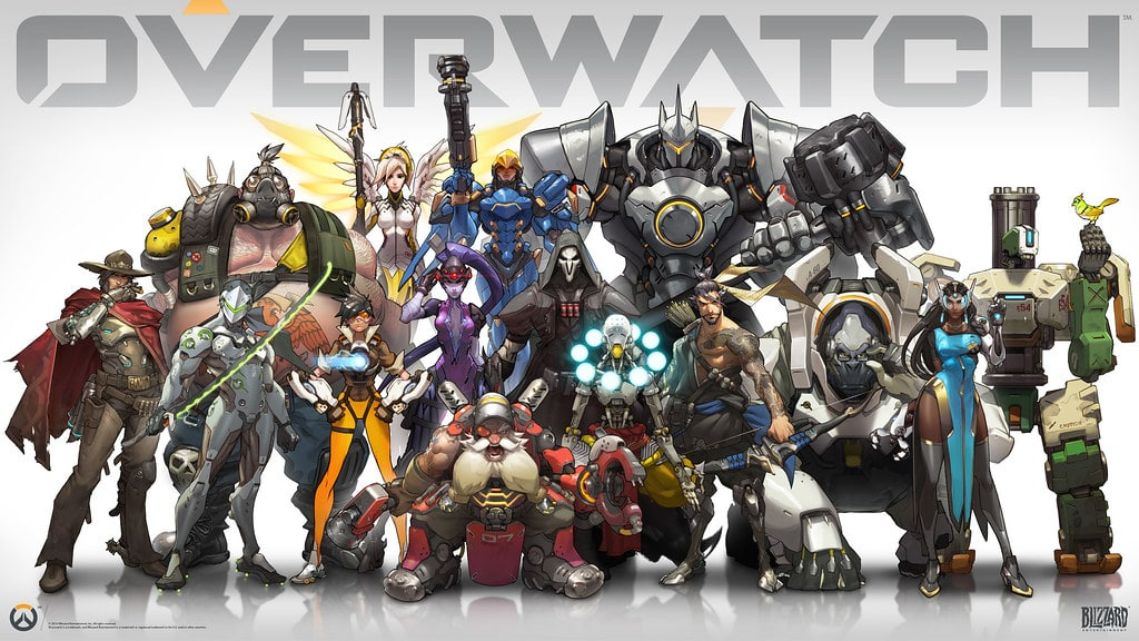 Overwatch: A Popular Shooter Game With Many Betting Opportunities